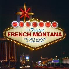 """French Montana Rounds Up Juicy J, A$AP Rocky & Logic For New Single """"Twisted"""""""