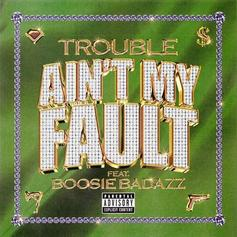 """Trouble & Boosie Badazz Link Up On Silkk The Shocker-Sampled Single """"Ain't My Fault"""""""