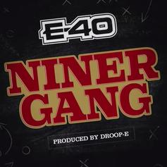 "E-40 Reps The 49ers With A Passion On ""Niner Gang"""