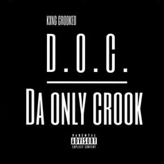 "KNXG Crooked Goes Off On ""D.O.C (Da Only Crook)"""