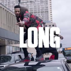"Stunna 4 Vegas Slides Down The Block On ""Long"""