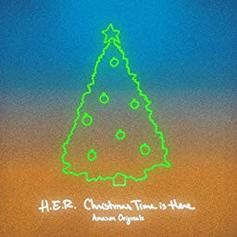 """H.E.R. Rings In The Holidays With """"Christmas Time Is Here"""""""