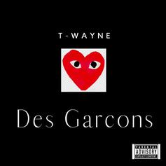 "T-Wayne Mix & Matches Designer Drip On ""Des Garcons"""