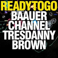 "Danny Brown, Channel Tres & Baauer Slide Into The Rave On ""Ready To Go"""