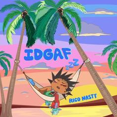 """Rico Nasty Doesn't Have A Care In The World On """"IDGAF"""""""