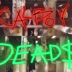 "Calboy Drops Off A Loosie With ""DEAD$"""