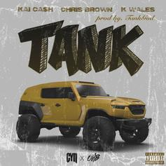 """Kai Ca$h Enlists Chris Brown & K. Wales To Ride On His New Single """"Tank"""""""