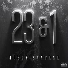 """Juelz Santana Releases """"23 & 1"""" With A Special Message From Meek Mill"""