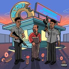 """Blueface & NLE Choppa Leave Opps Looking Like Donuts In """"Holy Moly"""""""