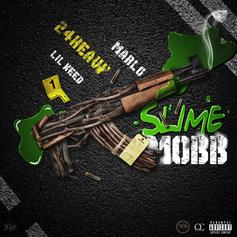 """24 Heavy Taps Lil Keed & Marlo For """"Slime Mobb"""""""