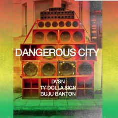 "DVSN, Ty Dolla $ign & Buju Banton Link On ""Dangerous City"""