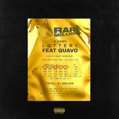 """K Camp Taps Quavo For The Remix Of """"Lottery (Renegade)"""""""