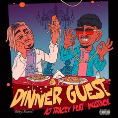 """AJ Tracey & MoStack Link Up On """"Dinner Guest"""""""
