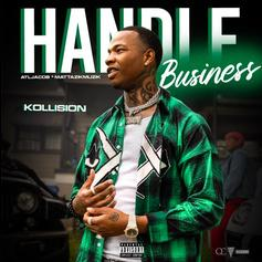 """QC's Kollision Makes Sure The Family's Straight On """"Handle Business"""""""