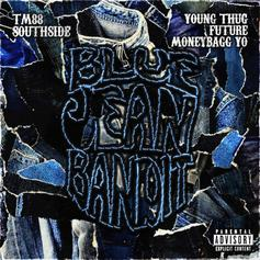 """TM88, Moneybagg Yo, & Southside Join Young Thug & Future To Deliver """"Blue Jean Bandit"""""""