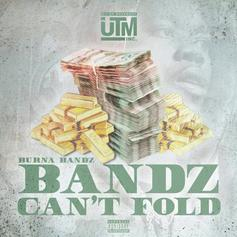 "Burna Bandz Drops Off New Project ""Bandz Can't Fold"""