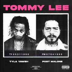 """Tyla Yaweh & Post Malone Are Living Like Criminals On """"Tommy Lee"""""""