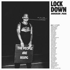 "Anderson .Paak Shares Powerful Protest Single ""Lockdown"""