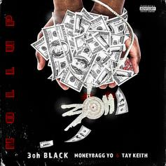 "Moneybagg Yo & Tay Keith Assist 3OhBlack On ""Hollup"""
