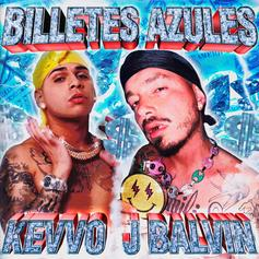 "Kevvo & J Balvin Drop Throwback Reggaeton Jam ""Billetes Azules"""