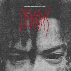 "StaySolidRocky Embraces A Menacing Demeanor On ""Demons"""