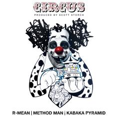 "R-Mean, Method Man, & Kabaka Pyramid Call Out The Clowns On ""Circus"""