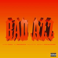 "Kash Doll & DJ Infamous Enlist Mulatto, Benny The Butcher On ""Bad Azz"""