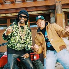 """Juicy J & Logic Take It Back To """"1995"""" On """"The Hustle Continues"""" Single"""