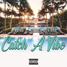 """Maino Recruits French Montana & KG Picasso For New Single """"Catch A Vibe"""""""