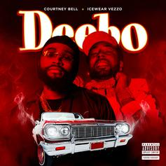 """Courtney Bell & Icewear Vezzo Are On Their Bully On """"Deebo"""""""