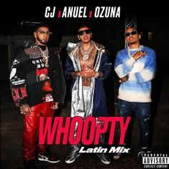"CJ Extends ""Whoopty"" Reign With ""Latin Mix"" Ft. Anuel AA & Ozuna"