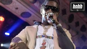 Young Thug Live At 30 Days In Chicago