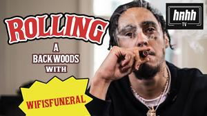 "Wifisfuneral Says He Won't Get Out Of Bed Without Sparking Up On ""How To Roll"""