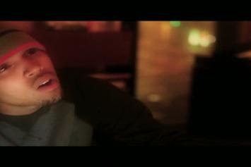 """Chris Brown """"Up To Me (Preview)"""" Video"""