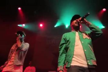 "Dom Kennedy ""This Is Dom Kennedy Tour [Vlog 4]"" Video"
