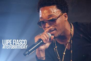 It's Yo Birthday: 25 Lupe Fiasco Tracks