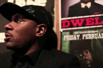 "Yasiin Bey ""Performs Unreleased Track"" (Prod. By Kanye West) (Live) Video"