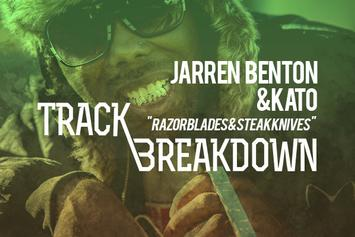 "Talking To Jarren Benton & Kato On ""Razor Blades & Steak Knives"""