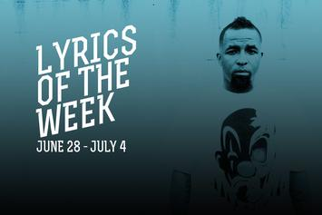 Lyrics Of The Week: June 28 - July 4