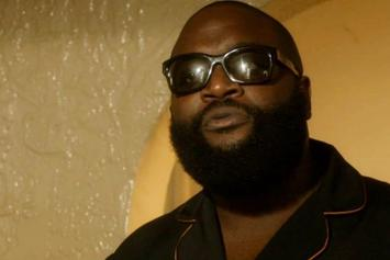 "Rick Ross ""Plays Butterball Role On Magic City"" Video"