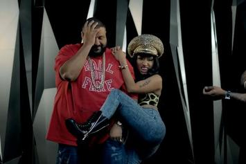 Nicki Minaj Talks About DJ Khaled's Proposal & Drake Rumors