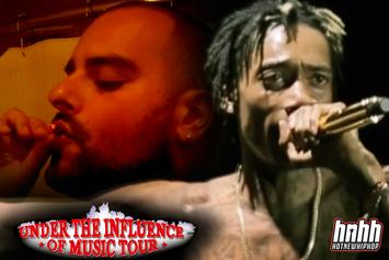 "Wiz  Khalifa Feat. Berner, A$ap Rocky, B.o.B, Trinidad Jame$ ""Under The Influence Of Music Tour ft. Berner, Wiz Khalifa, Asap Rocky and more. (Episode 2)"" Video"