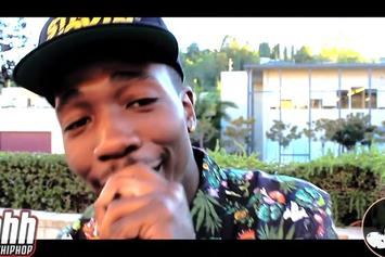 "Dizzy Wright ""The Golden Age Tour (Promo Video)"" Video"