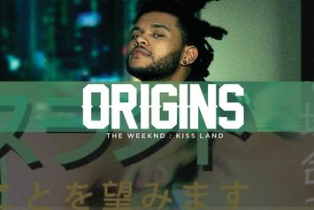 "Origins: The Samples From The Weeknd's ""Kiss Land"""