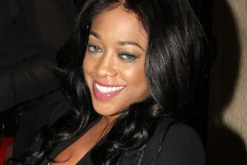 Trina Hospitalized For Dehydration; Rapper Recovering
