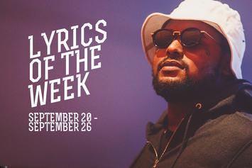 Lyrics Of The Week: September 20-26