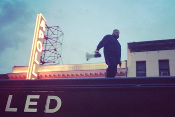 "DJ Khaled Promotes ""Suffering From Success"" In Harlem"