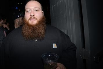 """Action Bronson Reveals Cover Art For """"Blue Chips 2,"""" Says """"Legendary Special Guest"""" Fell Through"""