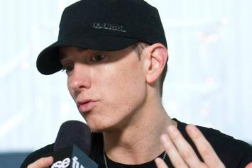 """Eminem Lists Favorite Rappers Of All Time, Breaks Down """"Rap God"""" Writing Process"""