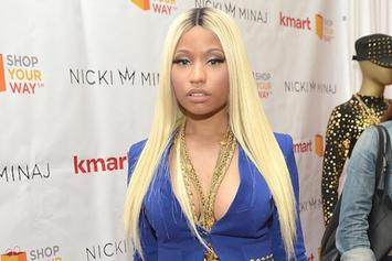 "Nicki Minaj Launches ""Pink Pro"" Headphones Through Beats By Dre"